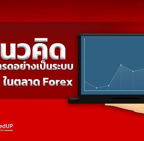 แนวคิดการเทรดอย่างเป็นระบบในตลาด Forex